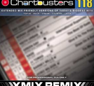 X-MIX CHARTBUSTERS 118